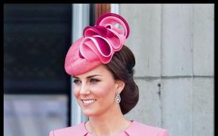 Ugibanja o imenu otroka vojvodine Kate - bo Diana?