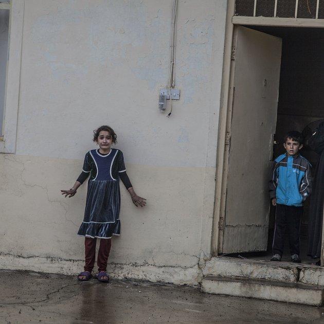 © Laurent Van der Stockt, Getty Images Reportage za Le Monde; Napad na Mosul