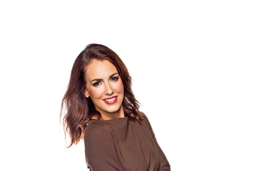 Lili Žagar izgubila oddajo na Planet TV, a žari bolj kot kdajkoli prej (foto: Arihv Planet TV)