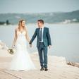 Lea Mederal: Po poročnem fotografiranju se je ulil dež