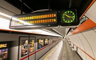 Na Dunaju kmalu vlaki podzemne železnice brez voznika