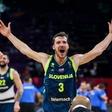 """Goran Dragić: """"Gremo po zlato in upam, da nas bo v Sloveniji pozdravilo čim več ljudi."""""""