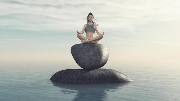 Adrian P. Kezele: Meditacija pripada nam vsem! Vsem ljudem! (foto: profimedia)