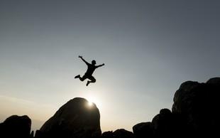 Ko boste sprejeli te krute realnosti življenja, boste postali močnejši