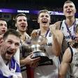 Košarkarska reprezentanca bo odlikovana tudi z zlatim redom za zasluge