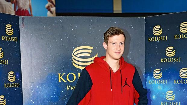 Košarkarska mrzlica v Sloveniji - premiera filma Košarkar naj bo (foto: Goran Antley)