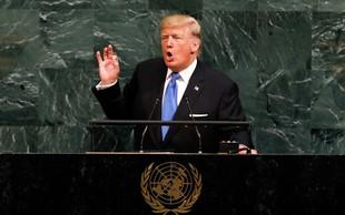 Trump si je izmislil novo afriško državo in požel nov val posmeha!
