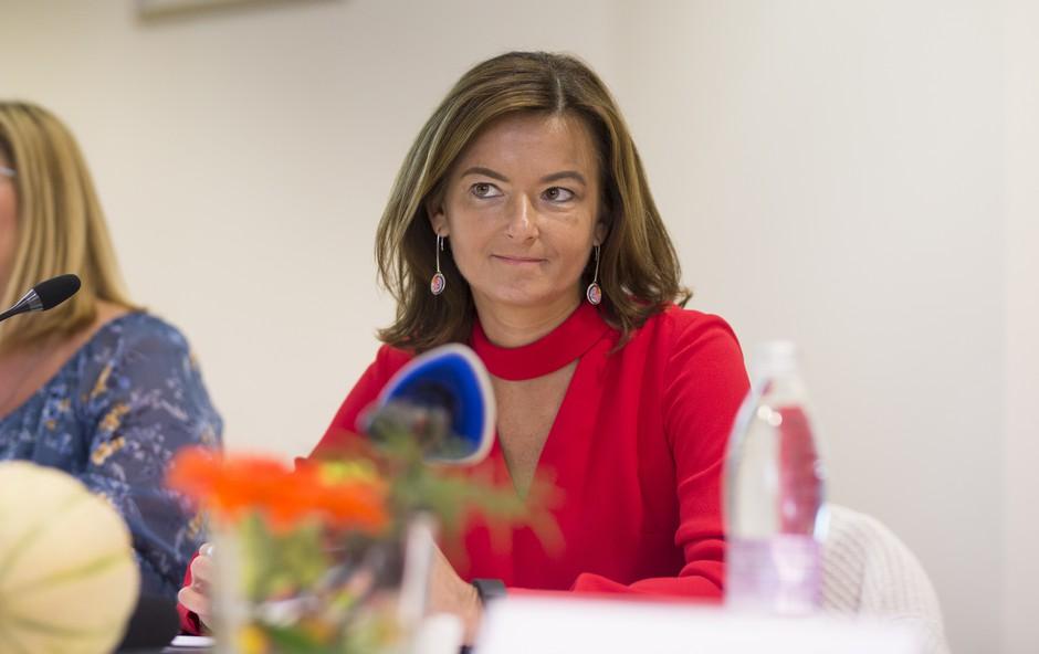 Tanja Fajon po diagnozi smrtonosne KML: »Podzavestno sem odštevala leta!« (foto: Press)