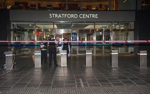 V napadu z nevarno substanco v Londonu več poškodovanih