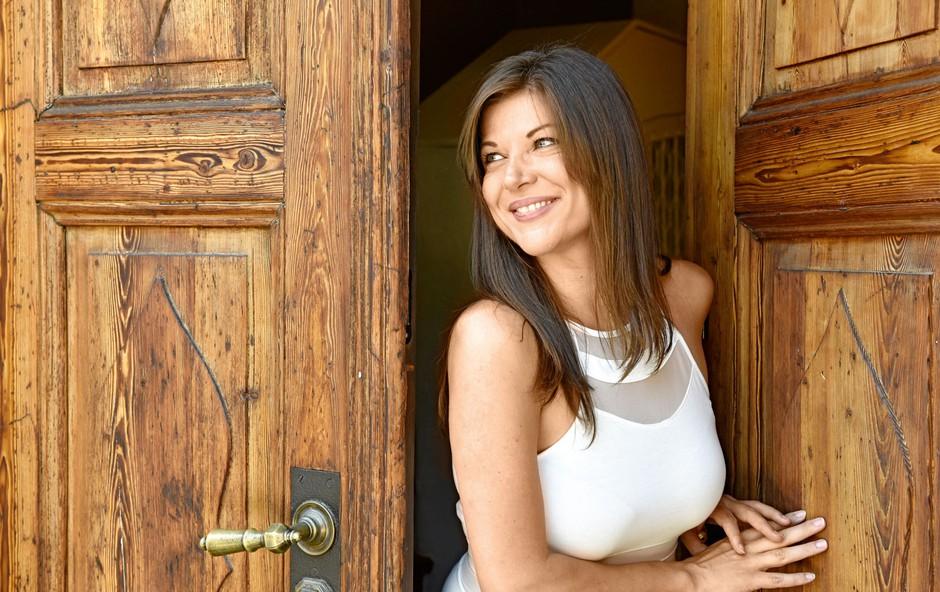 Jasna Kuljaj odkrila svoj recept za mladosten videz (foto: Igor Zaplatil)