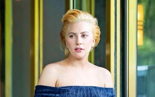 Lady Gaga je psihično popolnoma na tleh