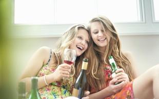 Mladi in alhohol - Preventiva je zdravo samospoštovanje