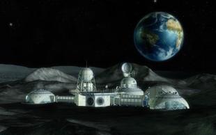 Rusija in ZDA skupaj v izgradnjo lunarne postaje!