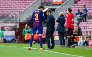 Španski nogomet trpi zaradi politike! Pa pri nas?
