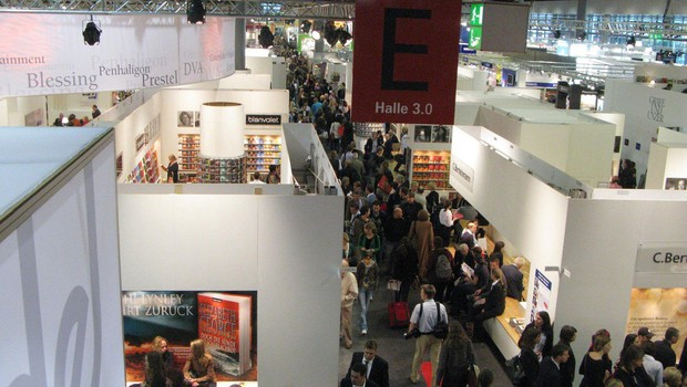 Frankfurtski knjižni sejem bo letos posebno pozornost namenil bralcu (foto: profimedia)