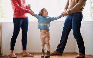 """Odtujevanje otrok: """"Imel te bom rad, če boš sovražil drugega starša"""""""
