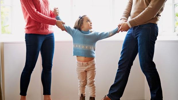 """Odtujevanje otrok: """"Imel te bom rad, če boš sovražil drugega starša"""" (foto: Shutterstock)"""