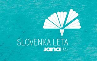 Predstavitev vseh Janinih 10 kandidatk za Slovenko leta!