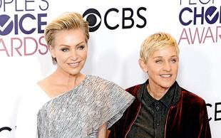 Komičarka Ellen DeGeneres razkrila, da jo je očim zlorabljal