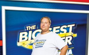Ne boste verjeli, kakšen je bil Henrik Lutz iz šova The Biggest Loser Slovenija pred osmimi leti!