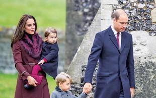 Princ William in Kate Middleton sta kršila kraljevi protokol