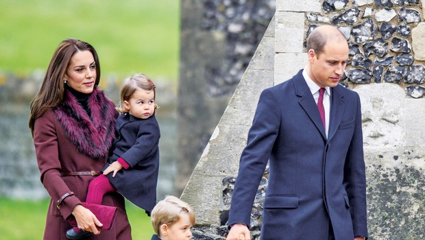 Princ William in Kate Middleton sta kršila kraljevi protokol (foto: Profimedia)