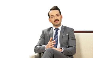 TV-voditelj Jože Robežnik pogreša malce dolgčasa