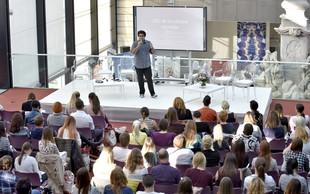 Fotoutrinki z blogerske konference za starše: Moj blog, moj drugi otrok