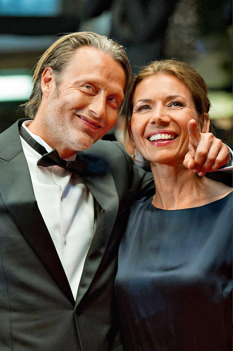 Mads Mikkelsen: Po plesu zašel v gledališče