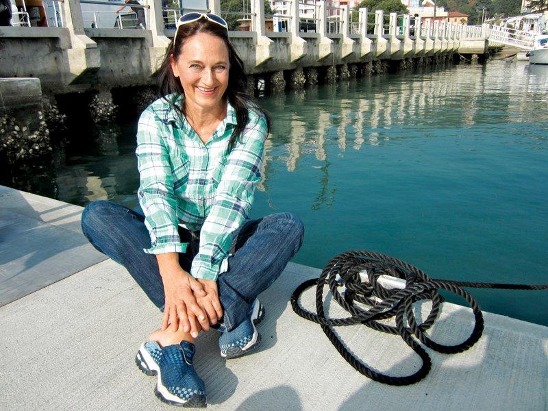 Alenka Resinovič Reza: Uživa v življenjskih spremembah