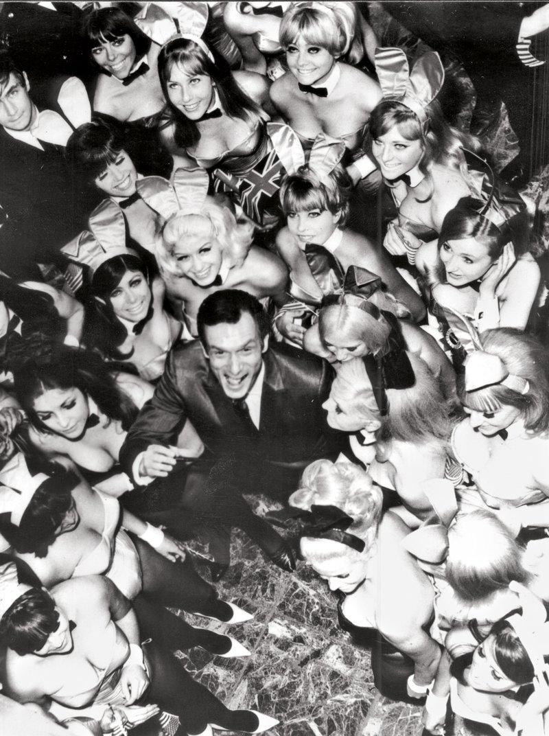 Hugh Hefner: Njegova zgodba se nadaljuje