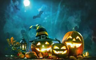Praznik Samhain ali noč čarovnic - ko čas izgubi svoj pomen