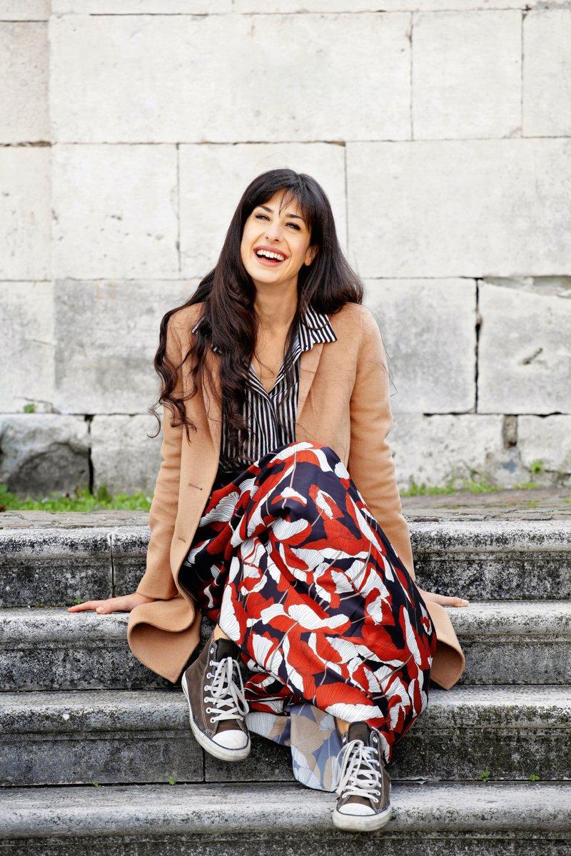 Lara Komar: Ljubljana je morda moja prihodnost
