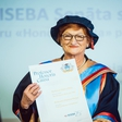 Danici Purg podeljen že peti najvišji častni akademski naziv