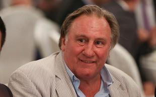Gerard Depardieu v mestu Saransk odkriva, kako spet imeti upanje!