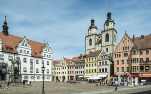 V Wittenbergu slovesno ob 500. obletnici objave Luthrovih tez