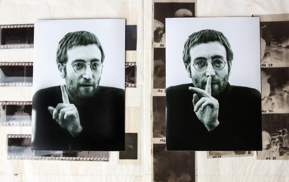 Lennonov morilec je svoje načrte zaupal ženi (foto: profimedia)