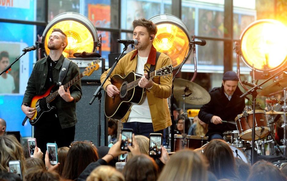Skupina One Direction med premorom spisala zgodovino (foto: profimedia)