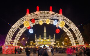 »Dunajski božični sejmi so simbol sožitja«