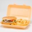Trump ne more brez McDonaldsovega hamburgerja