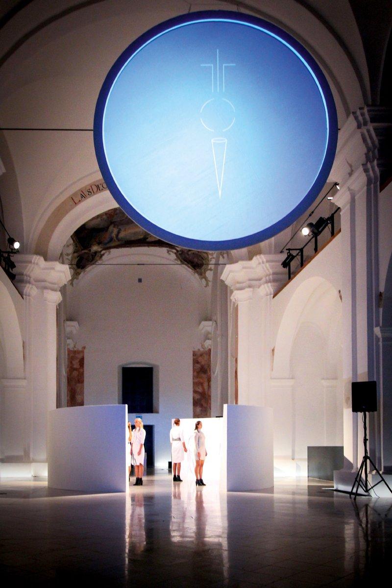 Aleksander Legen: Tri dimenzije, združene  v umetnost