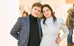 Slikar in oblikovalec Aleksander Legen predstavil umetniški projekt Krog
