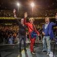 VIDEO: Posnetek pretepa Tife in Islamovića po koncertu skupine Bijelo dugme v Budvi!