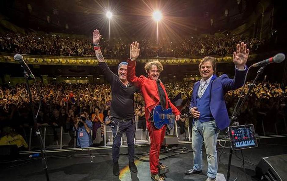 Budva: Na silvestrskem koncertu naj bi se stepla pevca skupine Bijelo dugme (foto: Press)