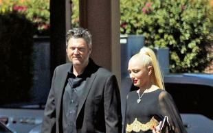 Gwen Stefani v veselem pričakovanju!