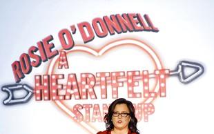 Rosie O'Donnell je zaljubljena v 22 let mlajšo  policistko