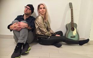 Rudi Bučar v duetu z Leo Sirk z novo skladbo 'Ostala bova tu'!