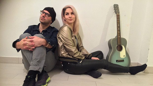Rudi Bučar v duetu z Leo Sirk z novo skladbo 'Ostala bova tu'! (foto: Press)