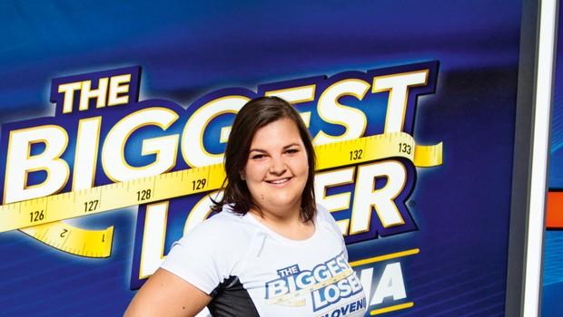 Vanesa Mesarec iz The Biggest Loser Slovenija: Poglejte si, kako vitka je videti danes (foto: Arhiv Planet tv)