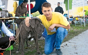 Rok Terkaj: Za brezdomne živali zbrali 4.200 evrov!